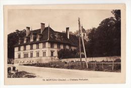 25  MORTEAU   Château Pertusier - France