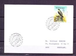 België - Hopperank - Aalst 14/3/1987  (RM4519) - Adler & Greifvögel