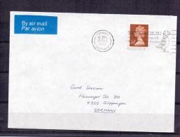 Great Britain -  Lerwick - Shetland 31/12/1992  (RM4773) - Vögel