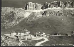 "Italien  ""Pordoi Pass""  Unbeschrieben - Trento"