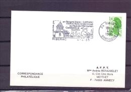 Rép. Française - Riberac - Son Foie Gras - 4/4/1985  (RM5478) - Canards