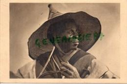 AFRIQUE - TCHAD - TYPE DE CAVALIER FOULBE - PHOTO RENE MOREAU