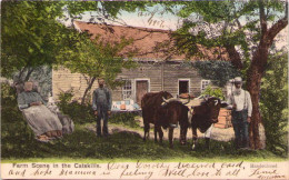 Farm Scene In The Catskills - Catskills