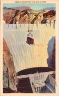 Lowering Loaded Box Car, Boulder Dam - Etats-Unis