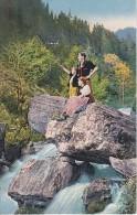 AK Schweizer Trachten - Familie (5636) - Trachten