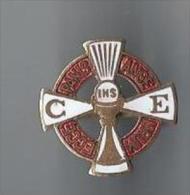 Religieux/Insigne /Ecce Panis  Ange Lorum/Apostolat De La Priére Toulouse/AA/Lyon/1930      CAN129 - Insegne