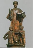 Honfleur : église Saint Léonard - Statue En Bois De Saint Léonard (imp Lescuyer) - Honfleur