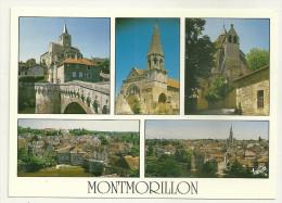 85 MONTMORILLON VUES MULTIPLES VENDEE - Frankreich
