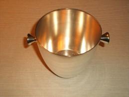 CUBITERA DE ALPACA PLATEADA DE RIERA  -  Alpaca's Bucket - Otras Colecciones
