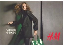 PROMOCARD N°  8207   H & M MODA - Advertising