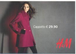 PROMOCARD N°  8209   H & M MODA - Advertising