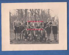 Photo Ancienne - RUNGIS ( Val De Marne ) - Groupe De Scout - Scoutisme - Voir Uniforme - Places