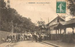 7 - ROBINSON - SUR LA ROUTE DE MALABRY - France