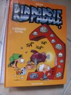 KID PADDLE T2 CARNAGE TOTAL    MIDAM - Kid Paddle