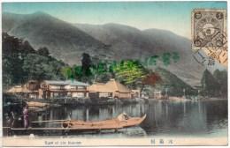 ASIE - JAPON - VIEW OF OLD HAKONE - Japon