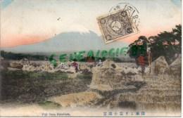 ASIE - JAPON - FUJI FROM KAMBARA - Japon
