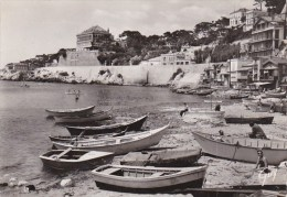 Scan7 : Bouches-du-Rhone, Marseille - La Corniche Et Le Restaurant De La Réserve - Marseille