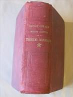 HISTOIRE ILLUSTREE DE LA TROISIEME REPUBLIQUE GIRARD EMPIRE GUERRE PARIS COMMUNE THIERS MAC MAHON GREVY GAMBETTA - 1901-1940