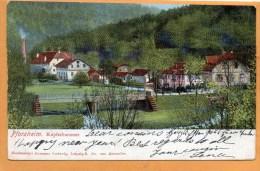 Pforzheim Kupferhammer 1905 Postcard - Pforzheim