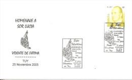 SPAGNA - 2005 TUY  Omaggio A Suor Lucia Di Fatima - Cristianesimo