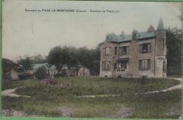 23 Environs De FAUX-la-MONTAGNE - Chateau De Thézillat - Sonstige Gemeinden