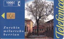 SPAIN - Zurekin Milurteko Berrian, 02/00, Used - Spain