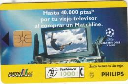 SPAIN - Philips, 05/96, Used - Spain