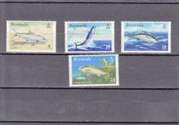 Bermuda Michel-cataloog 281/284 Vissen,fishes,poissons MNH ** - Bermudes