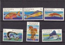Panama  Vissen,fishes,poissons MNH ** - Panama