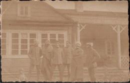 ! Foto 1. Weltkrieg,  Photo, Guerre 1914-18, Militaria, MILITAIRE, Soldaten M. Gasmasken, Gasmasks, Masques De Gaz - 1914-18
