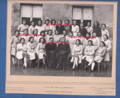 Photo Ancienne - ALENCON ( Orne ) - Lycée De Garçons - 1941 / 1942 - Foto
