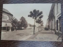 Asse  Statieplaats Rue de la station.