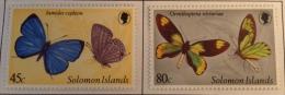 Solomon Islands 1980 Mnh - Isole Salomone (1978-...)