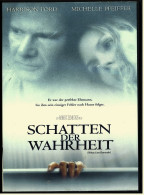 VHS Video  -  Schatten Der Wahrheit  -  Er War Der Perfekte Ehemann, Bis Ihm Sein Einziger  -  Von 2002 - Krimis & Thriller