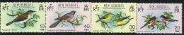New Hebrides 1980 Birds MNH - Nouvelles-Hébrides