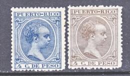 Puerto Rico  108-9   * - Puerto Rico