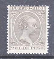 Puerto Rico  125    * - Puerto Rico