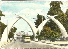 Nº1213 GIANT TUSKS - MOMBASA - GATEWAY TO EAST AFRICA - Kenia