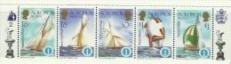 Solomon Islands 1986 America's Cup Mini Sheet Number 2 MNH - Solomon Islands (1978-...)