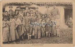 ZIGEUNERLEBEN - N° 14 (SOLDATS ALLEMANDS ET TZIGANES) - Mazedonien