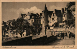 Luxembourg. Chemin De La Corniche - Luxemburg - Town