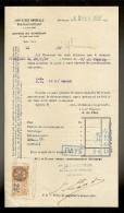 Document De La Cie Gle TRANSATLANTIQUE Steamer : VIRGINIE.R Venant De F.DE.FRANCE Le 02.02.1927 - Transports