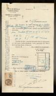 Document De La Cie Gle TRANSATLANTIQUE Steamer : RICO.R   Venant De F.DE.FRANCE Le 27.12.1926 - Transports