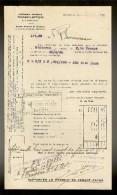 Document De La Cie Gle TRANSATLANTIQUE Steamer : HONDURAS Venant De F.DE.FRANCE Le 02.07.1928 - Transports