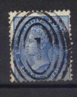 W8 - INDIA 1856 , Vittoria Yvert N. 18 - India (...-1947)