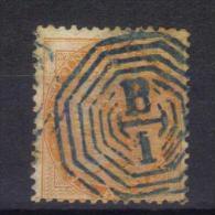 W78 - INDIA 1865 , Vittoria 2 Anna Yvert N. 22 - India (...-1947)