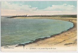 QUIMIAC  La Grande Plage De Sor Loch - France