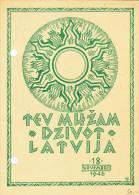 Lettonie - Carte Postale De 1945 - - Latvia