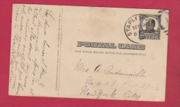 USA  // ENTIER POSTAL   //  DE STAPLETON  //  POUR NEW YORK  //  1930