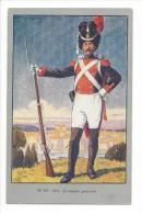 9613 -  Genève 1814 Grenadier Genevois - GE Genève